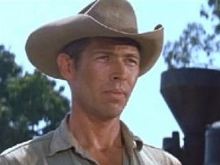 JAMES COBURN, 1960 in THE MAGNIFICENT SEVEN