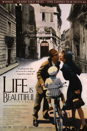 WINNER Best Foreign Film 1998 LIFE IS BEAUTIFUL