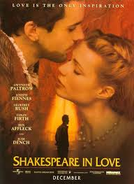 WINNER BEST PICTURE 1998 SHAKESPEARE IN LOVE