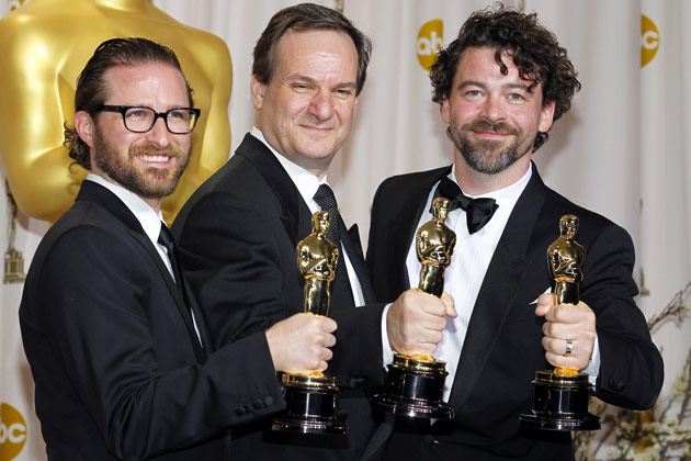 WINNERS BEST VISUAL EFFECTS 1997 Mark A. Lasoff,  Robet Legato and Thomas L. Fisher