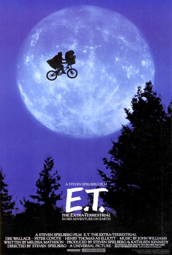 NOMINEE BEST PICTURE 1983 E.T. The ExtraTerrrestrial