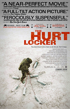 BEST PICTURE 2009 THE HURT LOCKER