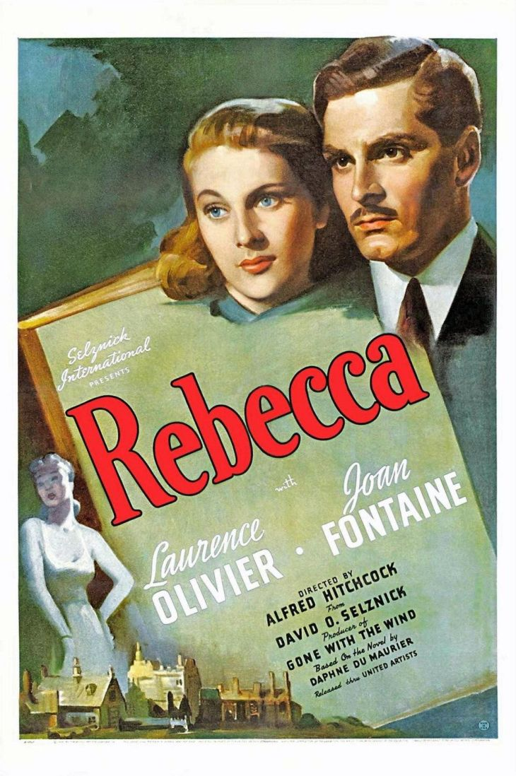 DeOSCARIZED BEST PICTURE 1940 REBECCA