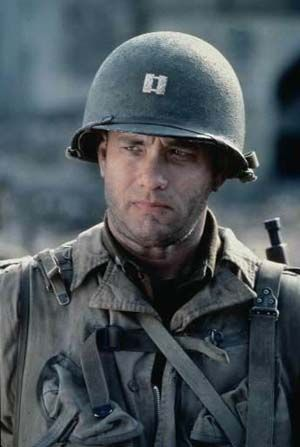 NOMINEE BEST ACTOR 1998 TOM HANKS Born: 1956 SAVING PRIVATE RYAN
