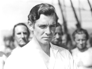 NOMINEE BEST ACTOR 1935 CLARK GABLE 1901-1960 MUTINY ON THE BOUNTY