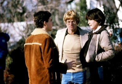 TIMOTHY HUTTON, ROBERT REDFORD, ELIZABETH McGOVERN