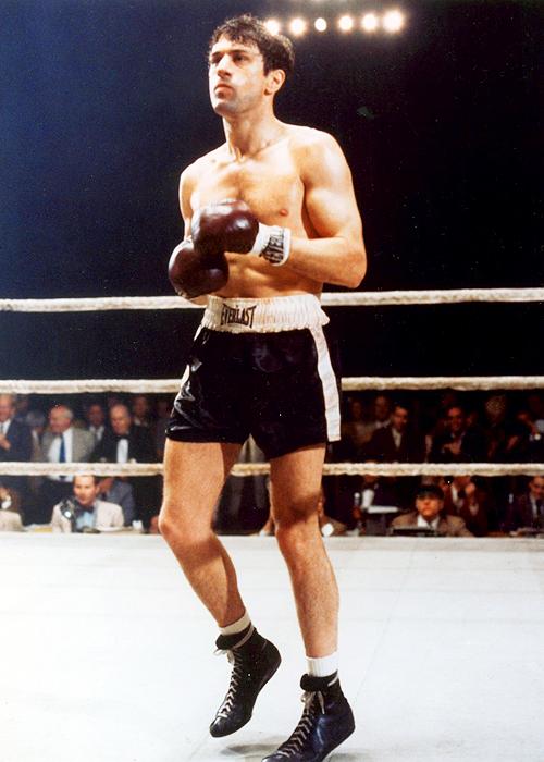 WINNER BEST ACTOR 1980 ROBERT DE NIRO, BORN: 1943 RAGING BULL