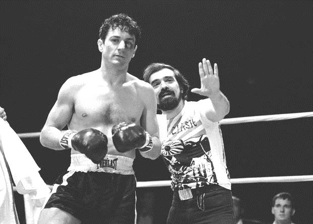 NOMINEE BEST DIRECTOR 1980 MARTIN SCORSESE BORN: 1942 RAGING BULL