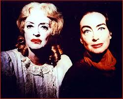 LEFT: BETTE DAVIS (1908-1989) RIGHT: JOAN CRAWFORD (1904-1977) WHATEVER HAPPENED TO BABY JANE 1962