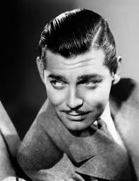 "CLARK GABLE 1901-1960 ""BECAME ""THE KING"" AFTER WINNING BEST ACTOR FOR ""IT HAPPENED ONE NIGHT"" 1935"