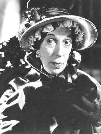 NOMINEE NEW BEST SUPPORTING ACTRESS 1935 EDNA MAY OLIVER A TALE OF TWO CITIES