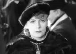 SNUBBED by the ACADEMY BEST ACTRESS 1935 GRETA GARBO 1905-1990 ANNA KARENINA