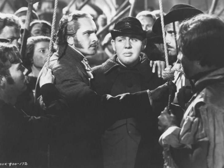 NOMINEE NEW BEST SUPPORTING ACTOR 1935 CHARLES LAUGHTON 1899-1962 LES MISERABLES