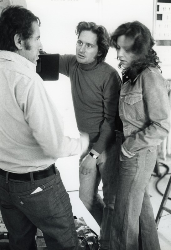 PRODUCER MICHAEL DOUGLAS Born: 1944