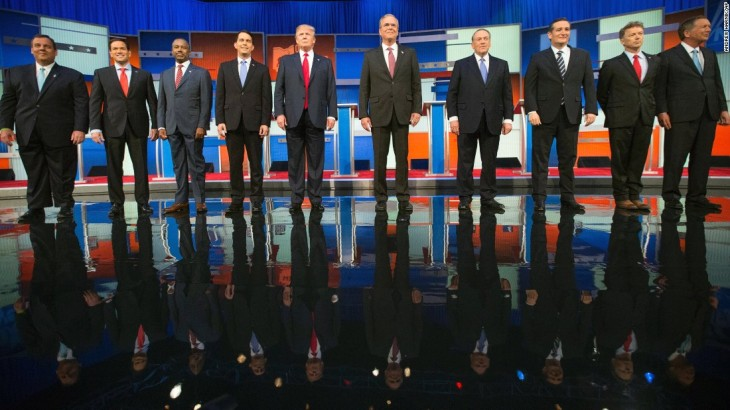 FOX NEWS REPUBLICAN PRESIDENTIAL DEBATE 2015