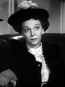 NOMINEE NEW BEST SUPPORTING ACTRESS 1935 ZASU PITTS 1834-1963 RUGGLES OF RED GAP