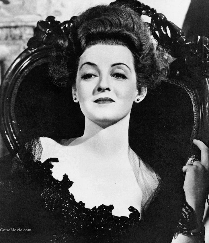 NOMINEE BEST ACTRESS 1941 BETTE DAVIS 1908 - 1989 THE LITTLE FOXES