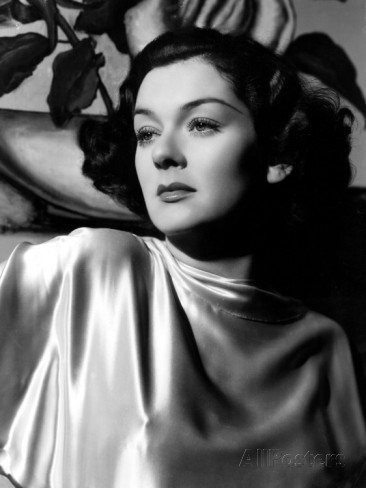 NOMINEE BEST SUPPORTING ACTRESS 1935 ROSALIND RUSSELL 1907 - 1976 CHINA SEAS