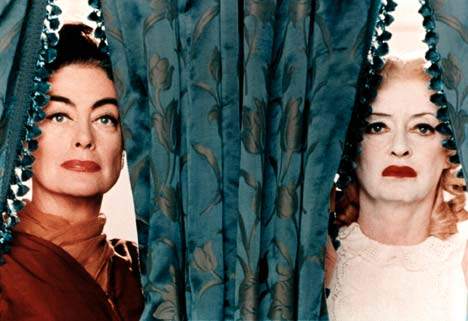 SNUBBED BY THE ACADEMY BEST ACTRESS 1962 JOAN CRAWFORD (left) NOMINEE BEST ACTRESS 18962 BETTE DAVIS (right0